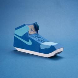 Paper Sneaker AJ1 71
