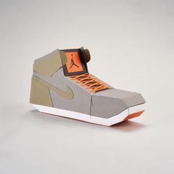 Paper Sneaker AJ1 69