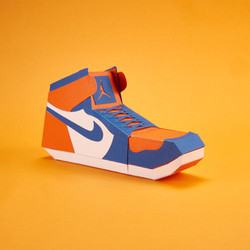 Paper Sneaker AJ1 22