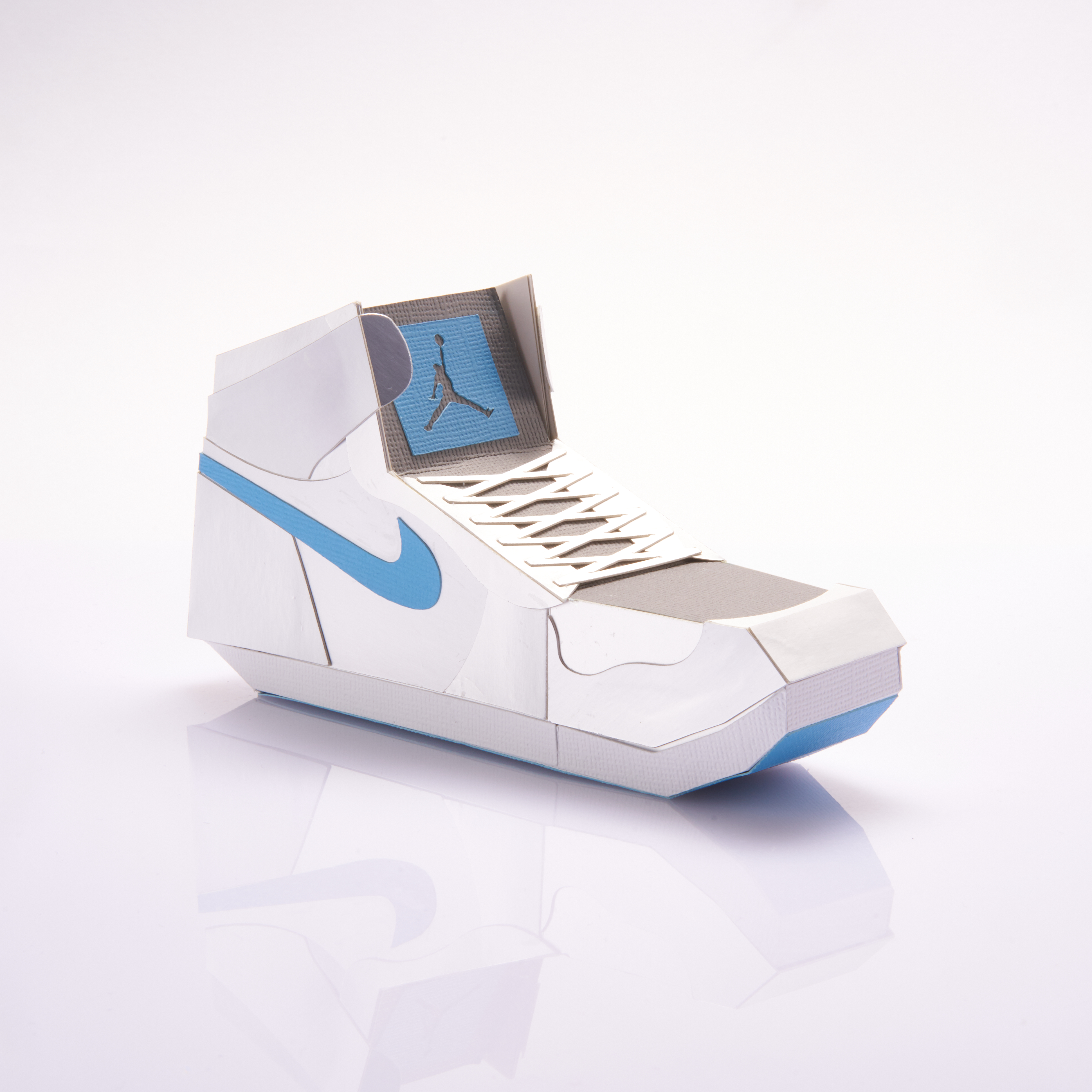 Natalie Wong - 100 Paper Sneakers1869
