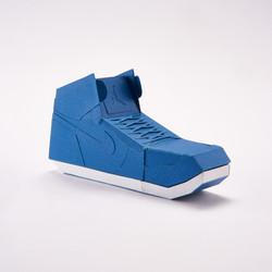 Paper Sneaker AJ1 42