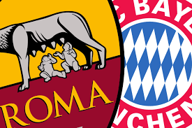 AS Roma 1 - 1 Bayern