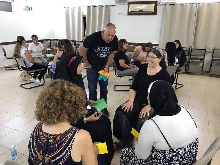 קבוצת מנהיגות נשים רב-תרבותית
