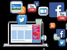 Redes Sociales Blumweb