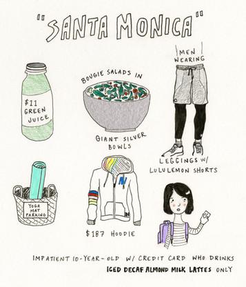 """""""Santa Monica pt. 1"""""""