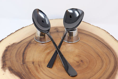 Titanium Plating Spoon Set