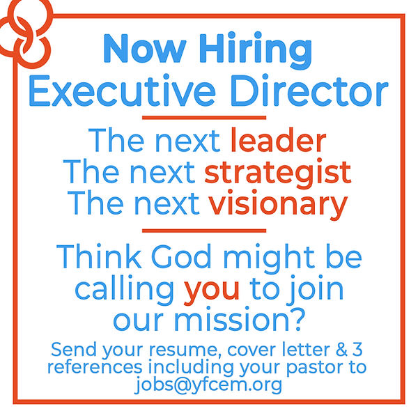 We're hiring EXECUTIVE direcor with app