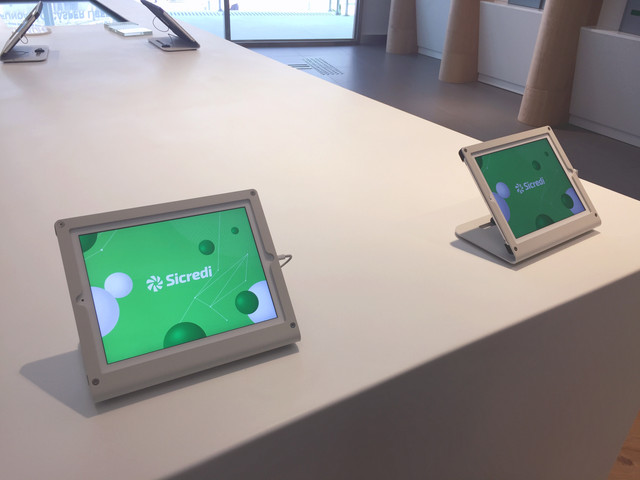 Ipads interativas
