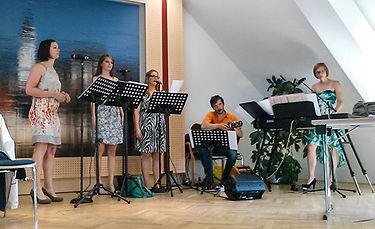 Standesamtliche Trauung Chor