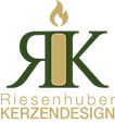 Kerzendesign Riesenhuber Logo