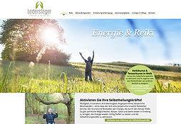 Energie und Reiki Ledersteger