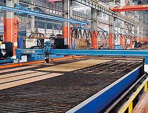 fabrication hall