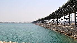 Big Conveyor Bridge