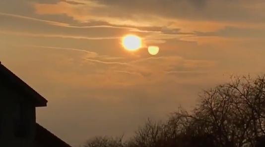 two suns, Nibiru, tank, archeology,  God
