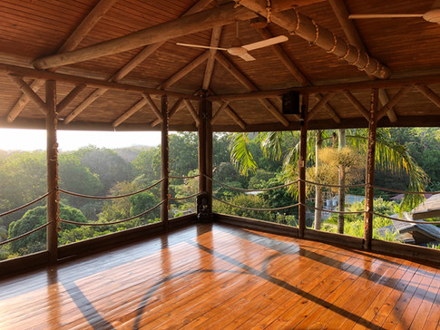 The Yoga Deck