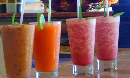 Fresh Made Smoothies