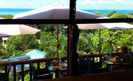 Tea House View