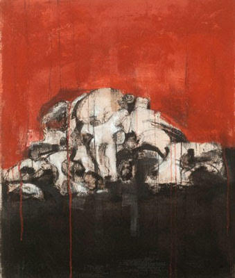 Untitled (skulls)