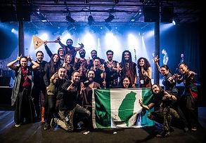 Kalevala, Bloody Tyrant & Ymyrgar tour
