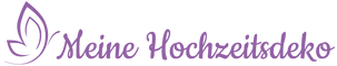 Logo Meine Hochzeitsdeko