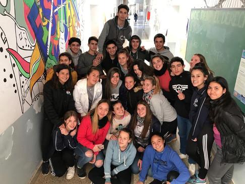 """Escuela N° 4 """"Francisco Ramírez""""   5to año Naturales"""