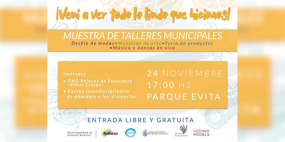 Muestra de Talleres Municipales 2019