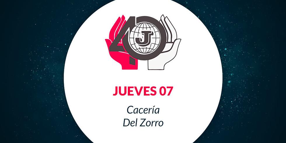 XL Fiesta Provincial de la Juventud | Cacería del Zorro