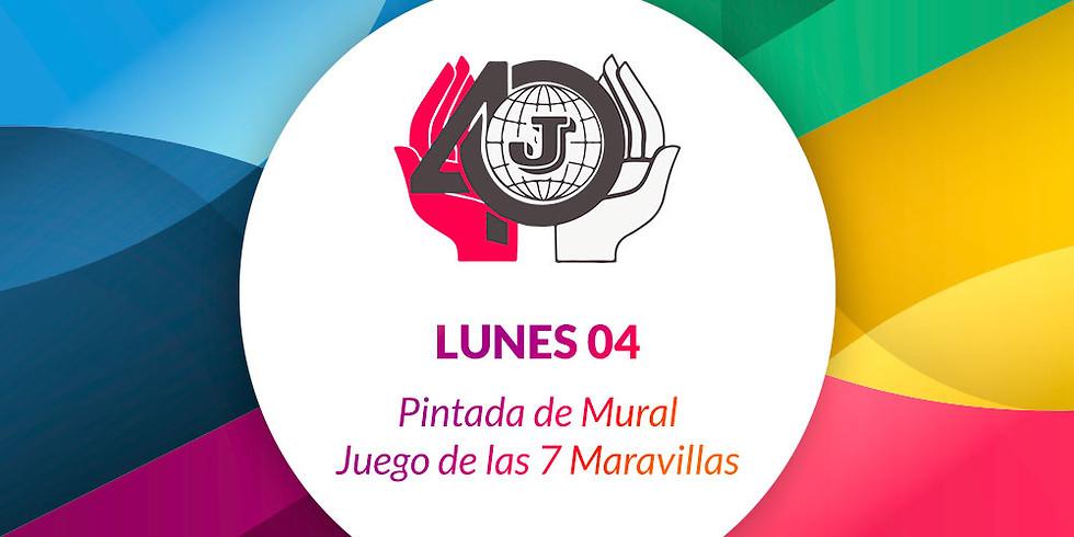 XL Fiesta Provincial de la Juventud | Juego 7 Maravillas