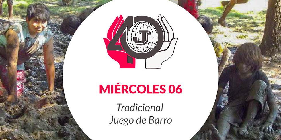 XL Fiesta Provincial de la Juventud | Juego de Barro