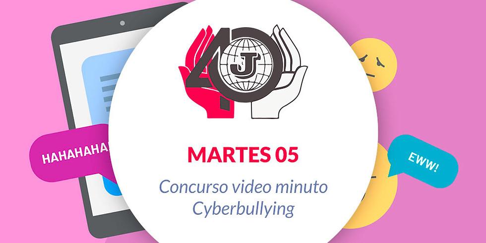 XL Fiesta Provincial de la Juventud | Concurso Video Cyberbullying