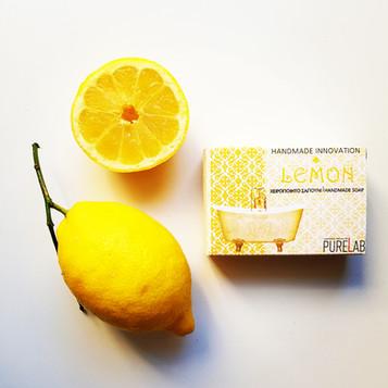 Lemon Soap