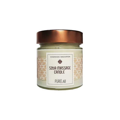 Soya Massage Candle