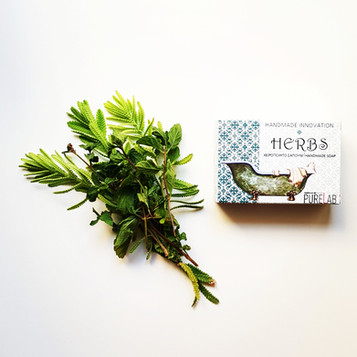 Herbs Soap