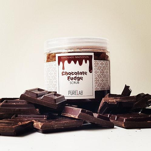 Chocolate Fudge Scrub