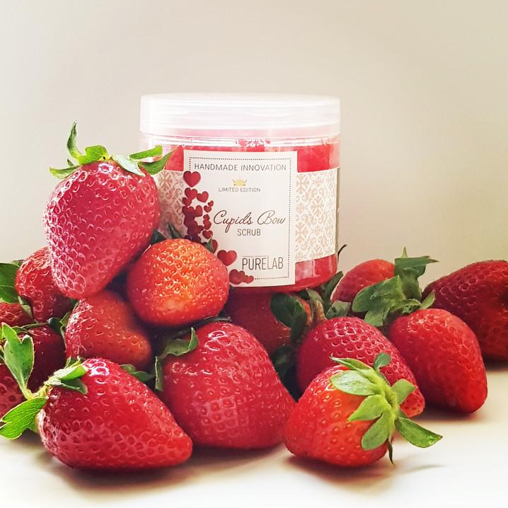 Strawberry Scrub