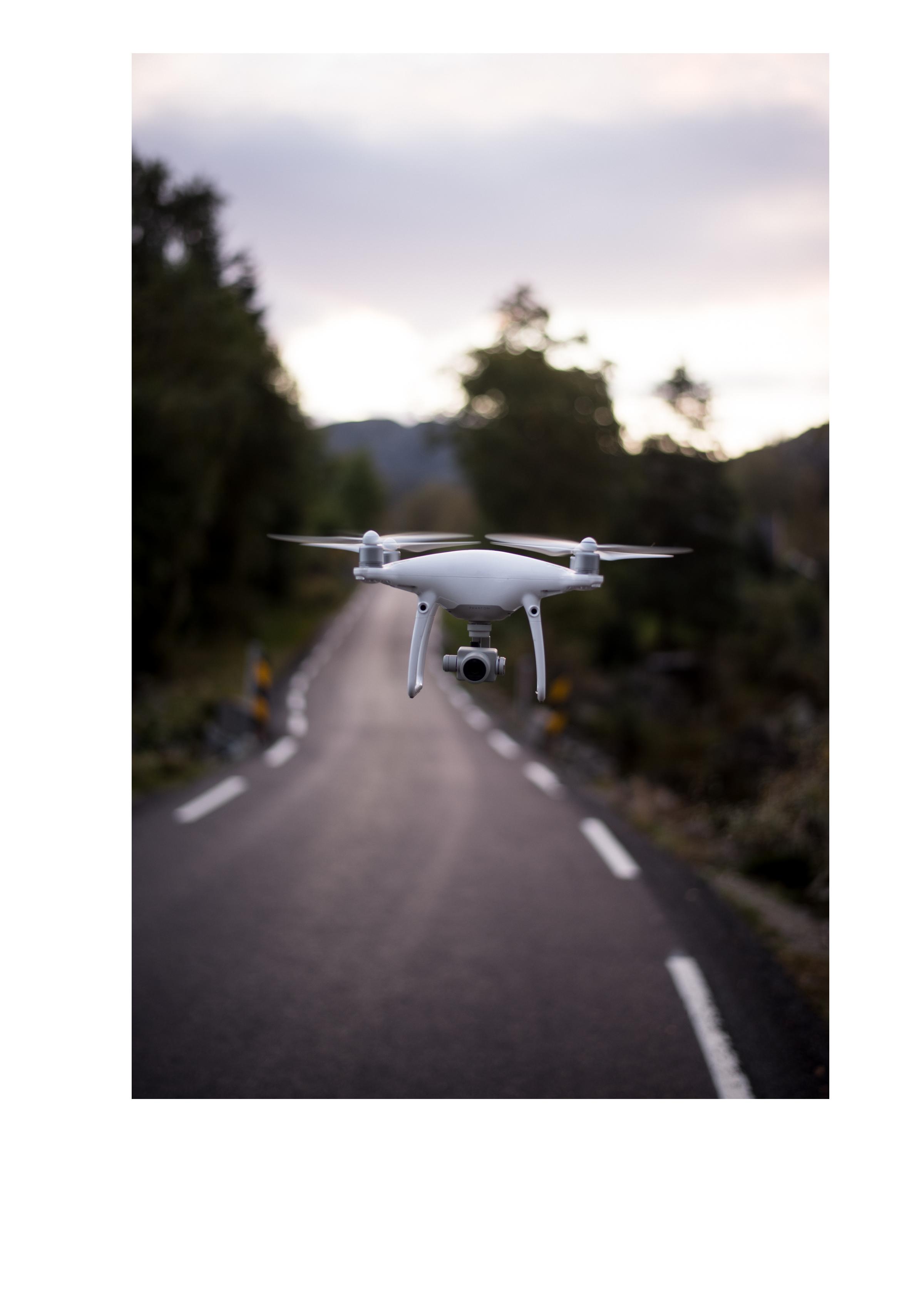 Badge 4: Drones