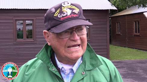 D-Day 75th VFT Norwood Thomas