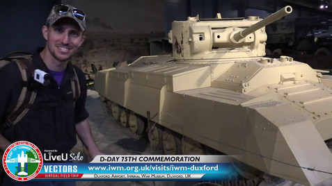 D-Day 75th VFT Land Warfare Museum