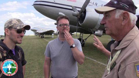 D-Day 75th VFT Historic Flight Foundation