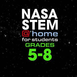 NASA At Home for Grades 5-8