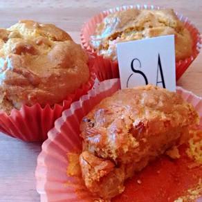 Muffins au curry