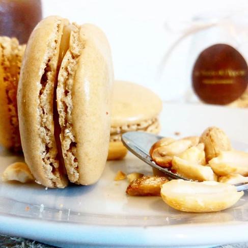 macarons-cacahuetes