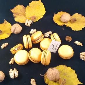 Macarons d'automne