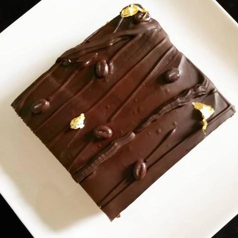 Cake façon opéra