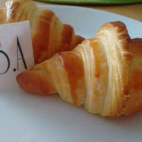 Croissants natures