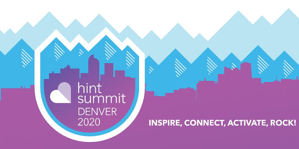 POSTPONED: Hint Summit 2020
