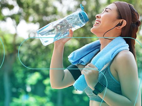 Por que beber água no inverno?