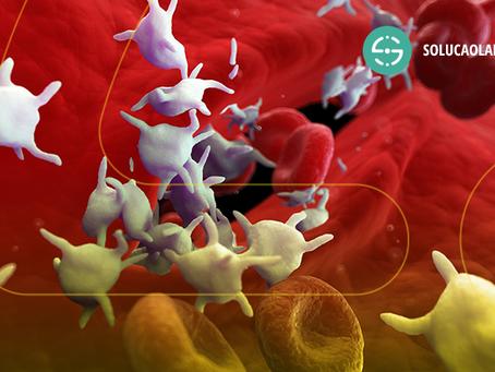 O que é a trombocitopenia