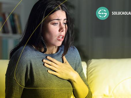 Ansiedade: um sentimento que pode causar doenças.