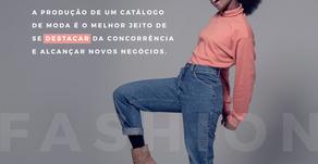 A importância de um catálogo de moda
